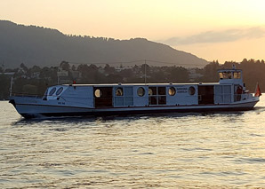 Dinner Cruise Zurichsee Christmasevent