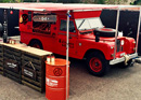 Food Truck Grill Streetfood du Landrover