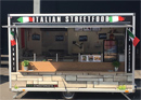 Italianità on wheels - the food truck directly to the south